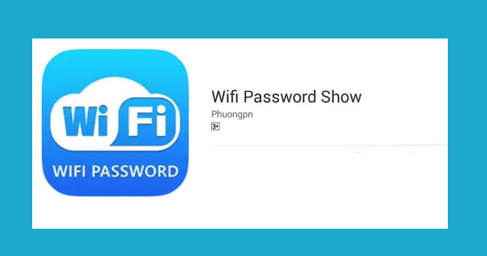 WIFI Password Show Root