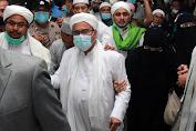 Pelanggaran Prokes Rizieq Shihab VS Raffi Ahmad