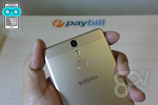 Saya sanggup sih usul untuk menghadiri program  Review Infinix HOT S, Saat Ponsel Metal Berpemindai Sidik Jari Sudah Begitu Terjangkau