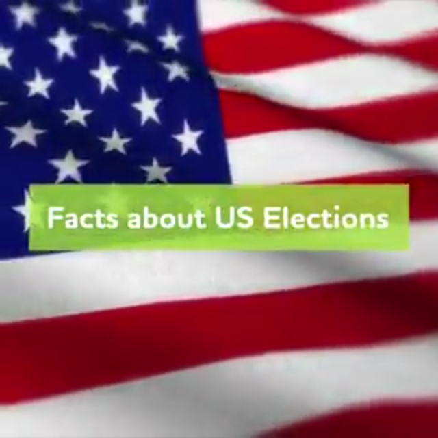 United State's Election ( top 14 facts about the election of United States)
