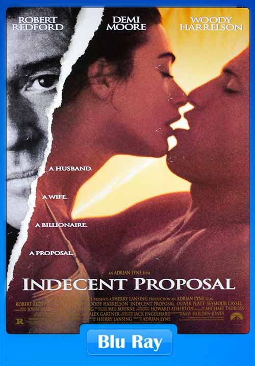 Indecent Proposal 1993 480p BluRay 350MB x264