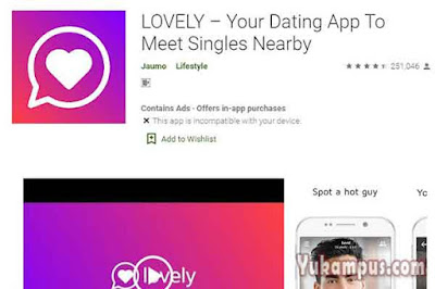 lovely aplikasi