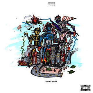 Divine Council - Council World (EP) (2016) - Album Download, Itunes Cover, Official Cover, Album CD Cover Art, Tracklist