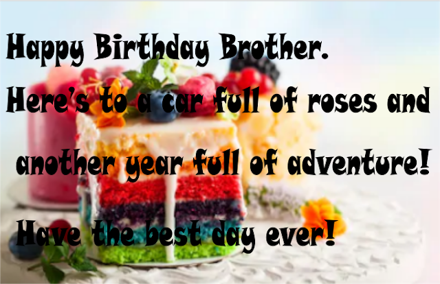 Happy Birthday Image Brother Quotes Pictures Free Download