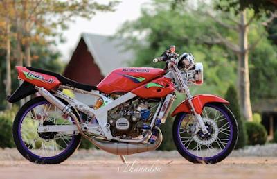 Motor Ninja R Old