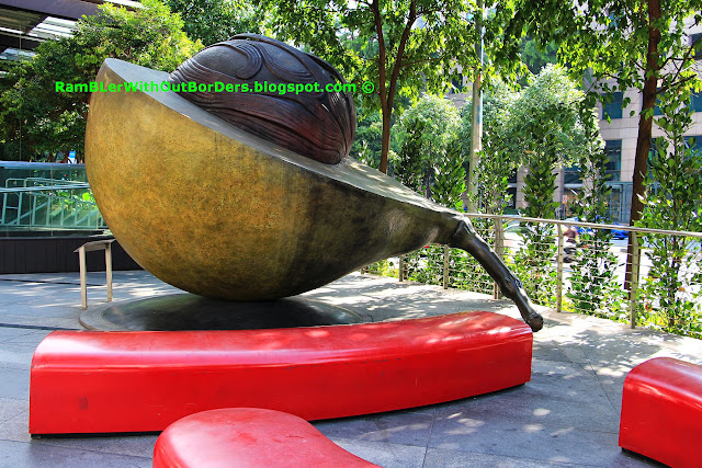Nutmeg & Mace by Kumari Nahappan, Orchard Road, SIngapore