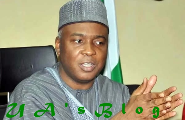 BREAKING: Saraki reacts to IPOB's attack on Ekweremadu, reveals Next line of Action