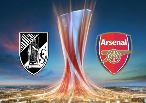 Vitoria Guimaraes vs Arsenal -Highlights 6 November 2019