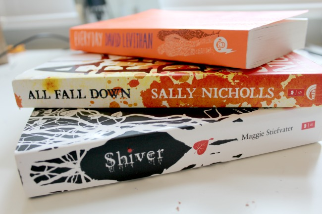 February and March book haul. Nourish ME: www.nourishmeblog.co.uk