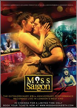 Baixar Miss Saigon: 25th Anniversary Dublado Grátis