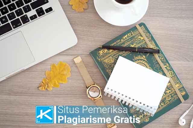 Daftar situs pemeriksa plagiarisme online gratis dan terbaik untuk mengecek plagiat / plagiasi tulisan, tugas skripsi, dikti, dan artikel, agar tetap otentik.