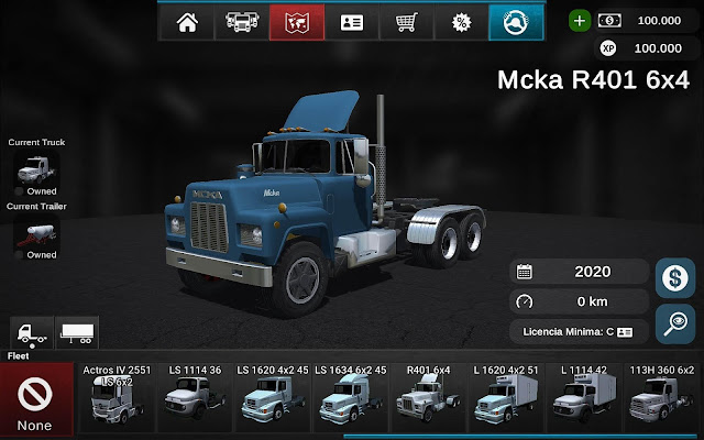 Grand Truck Simulator 2 Para Hileli APK