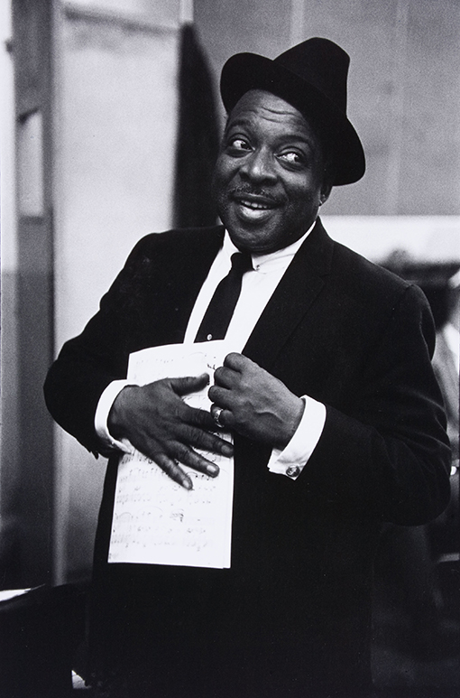 Count Bassie | The Breman Museum | Photo: Herb Snitzer
