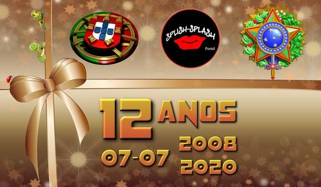 Luso-brasileiro Portal Splish Splash comemora 12 anos de vida