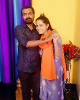 Shobha Shetty (Actress) Biography, Wiki, Age, Height, Career, Family, Awards and Many More Shobha Shetty With her Sister