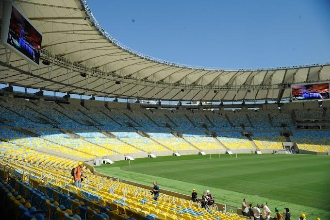 POR 180 DIAS: Concessão do Maracanã passa hoje para o Clube do Flamengo.