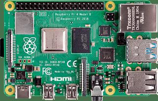 Raspberry Pi 4, Mini computer