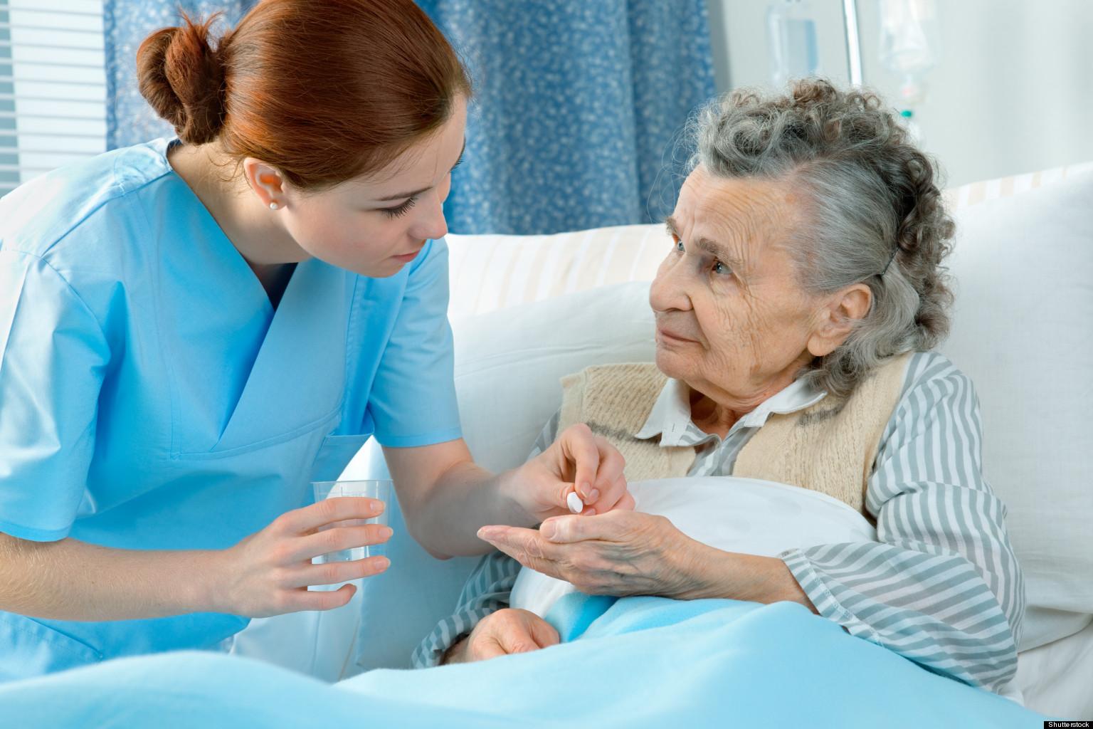 Hasil gambar untuk perawat home care