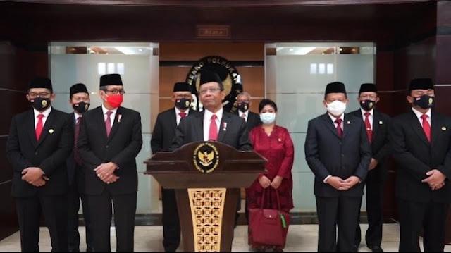 Mahfud Md: KPK Tak Harus Ambil Kasus Jaksa Pinangki, Bisa Supervisi Kejagung