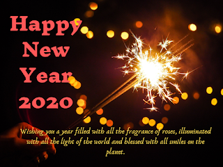 Happy New Year 2020 Best Quotes