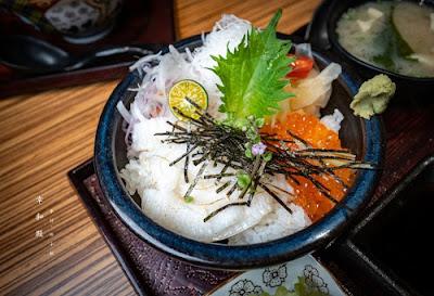 內湖商業午餐推薦 幸和殿生魚片丼飯、明太子炒飯任你挑選