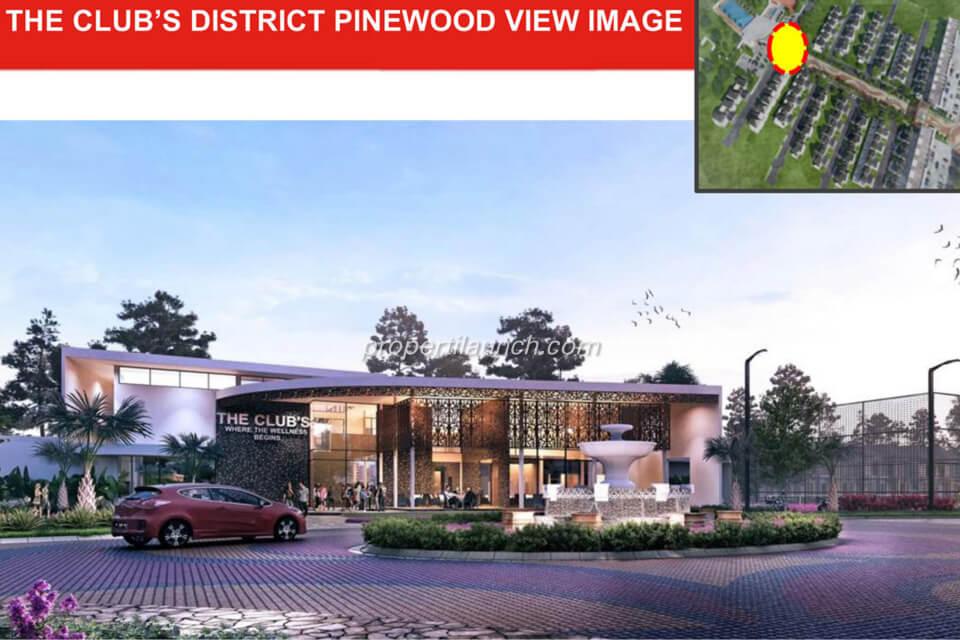 Pinewood Premium Club House Banjar Wijaya