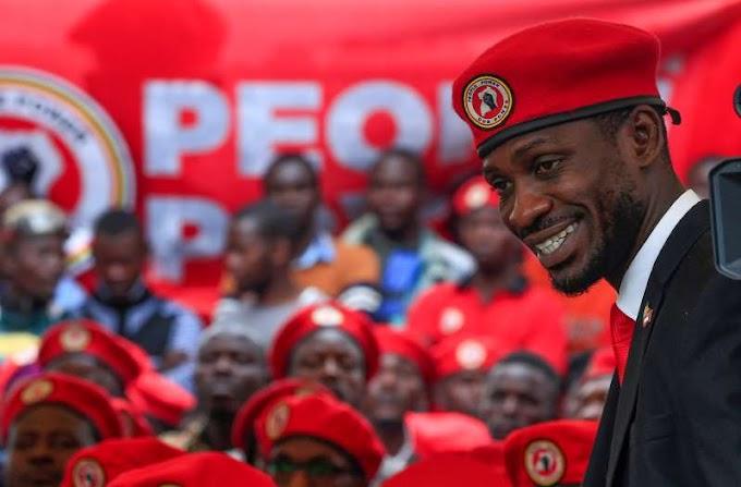 Uganda's Bobi Wine formally declares his presidential bid