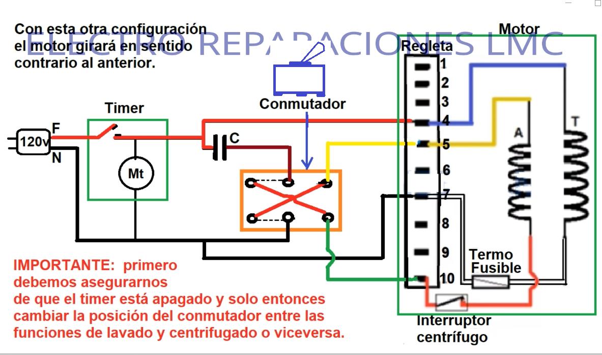 Electro Reparaciones Lmc  Marzo 2018