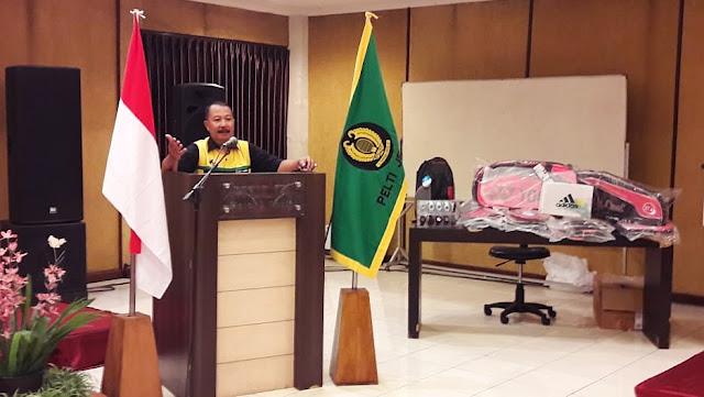 Soetriono Kembali Pimpin PELTI Jember Untuk Masa Bakti 2019-2024