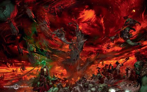 Viejo Mundo - Warhammer