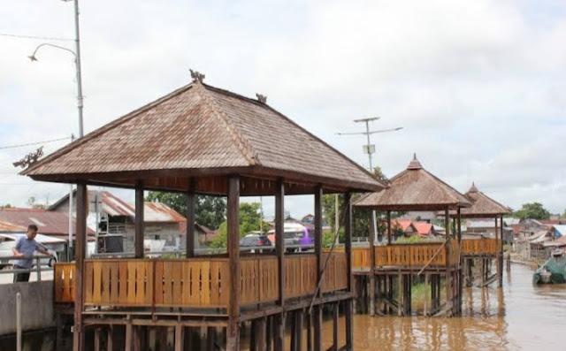 Dermaga Plamboyan Jadi Tempat Wisata