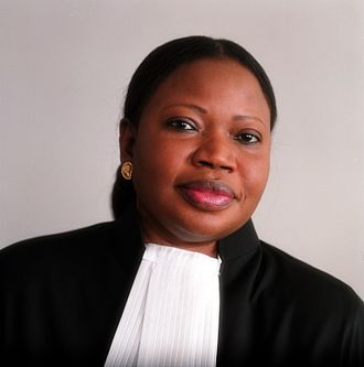 Fatou Bensouda Desperately Tries to Guess Password to Gain Access to USA after Cancelled Visa