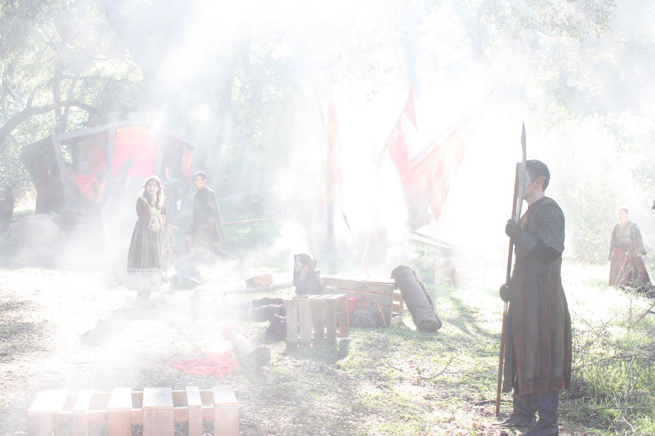dragon age redemption cast