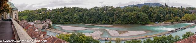 Berrna e o rio Aaere