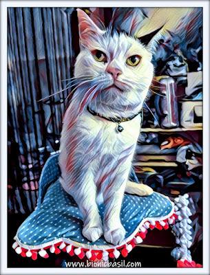Smooch's Office Selfie ©BionicBasil® Puzzle