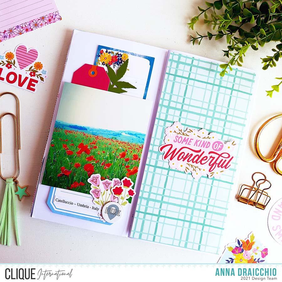 Traveler's Notebook - Castelluccio