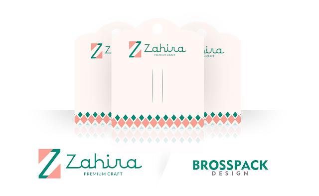 contoh desain bross pack unik