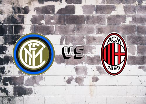 Internazionale vs Milan  Resumen y Partido Completo