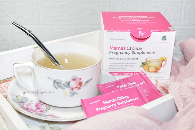 Review Mama's Choice Pregnancy Supplement