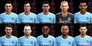 Facepack New York City Fc Pes 2013
