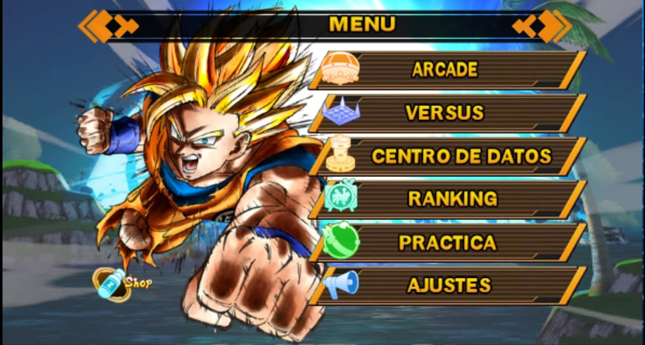 Dragon Ball FighterZ Tap Battle Mod Apk download