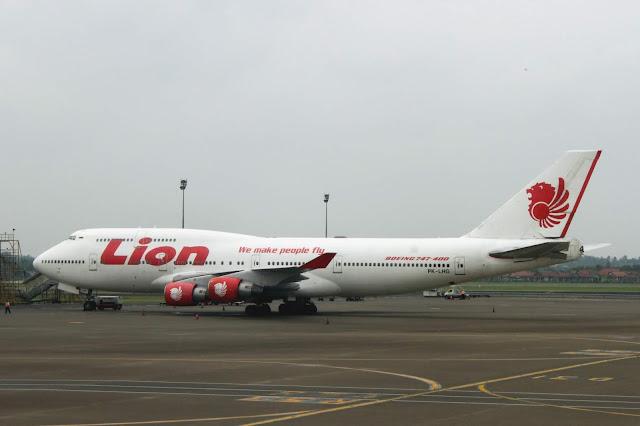 Lion Air Masuk Daftar 11 Maskapai Terburuk di Dunia