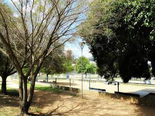 Cancha de Areia para Cachorros - Praça da Encol, Porto Alegre