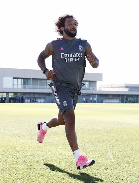 ريال مدريد يواصل تدريباته استعدادا للموسم الجديد