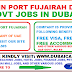 jobs in port fujairah in united arab emirates 2019