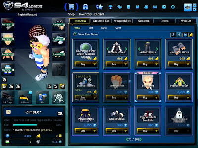 s4league cheat engine shop hack