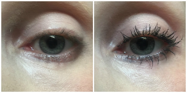 primark ps... eyeconic mascara before and after