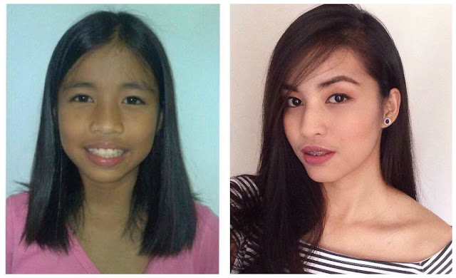 You'll Be Surprised by This Woman's Transformation From an Innocent Little Girl to a Full-Grown Hot Lady! Check out Her Photos Here!