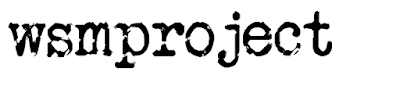 font-mirip-mesin-ketik