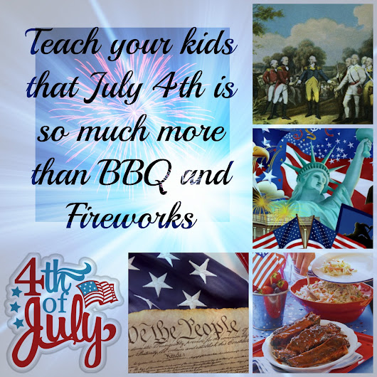 4th of July: So Much More than Fireworks and BBQ